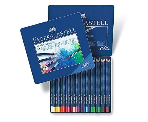 Faber Castell Calendar Art Competition : Faber castell art grip aquarelle watercolor pencil set