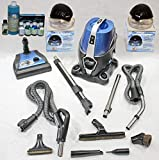 Sirena Vacuum Exclusive Royal Line Pro Ultra Deluxe Bonus Package w/ 2 Exclusive Extra Air Purifiers