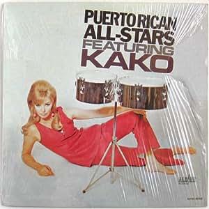 Puerto Rican All-Stars Featuring Kako [LP]
