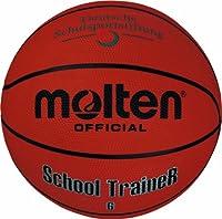 Molten Basketball B6ST, ORANGE, 6