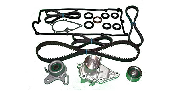 Correa de distribución Kit Hyundai Accent 1.6L (2001 2002 2003 2004): Amazon.es: Coche y moto