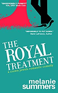 The Royal Treatment by Melanie Summers ebook deal