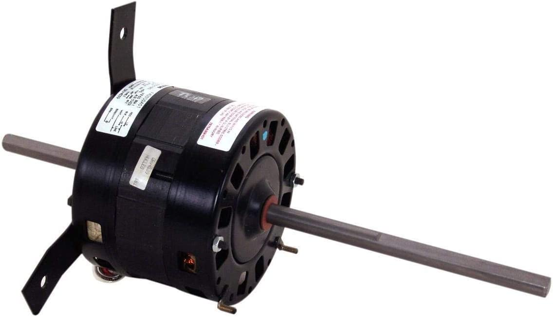 1/3 HP 115V 1675 RPM 2 speed (F42B50A01, 1468A304) RV Air Conditioner Motor Century # ORV4539