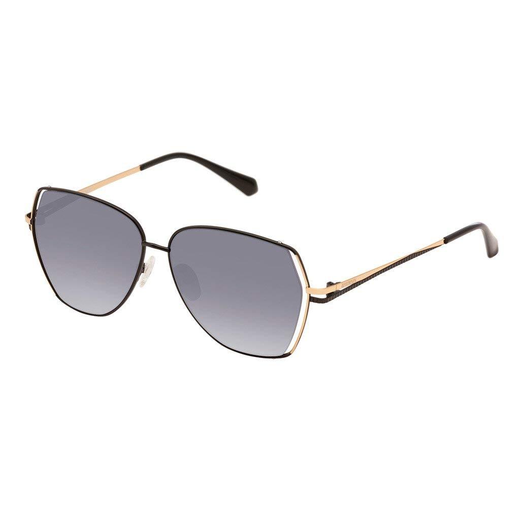 b80d55dda Amazon.com: BALMAIN BL 2532 Bronze Brown Gold Aviator Metal Gradient  Sunglasses BL2529: Clothing