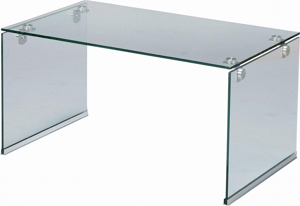 AZUMAYA ガラステーブル PT-28CL B002RW6YDQ