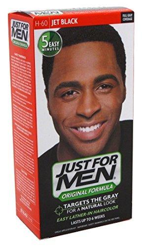 Just Men Shampoo Haircolor Black product image