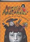Angela Anaconda: la escuela es un mal necesario