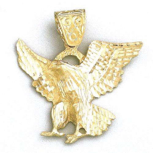 LIOR - Pendentif Or jaune 750/1000 (18kt) Aigle