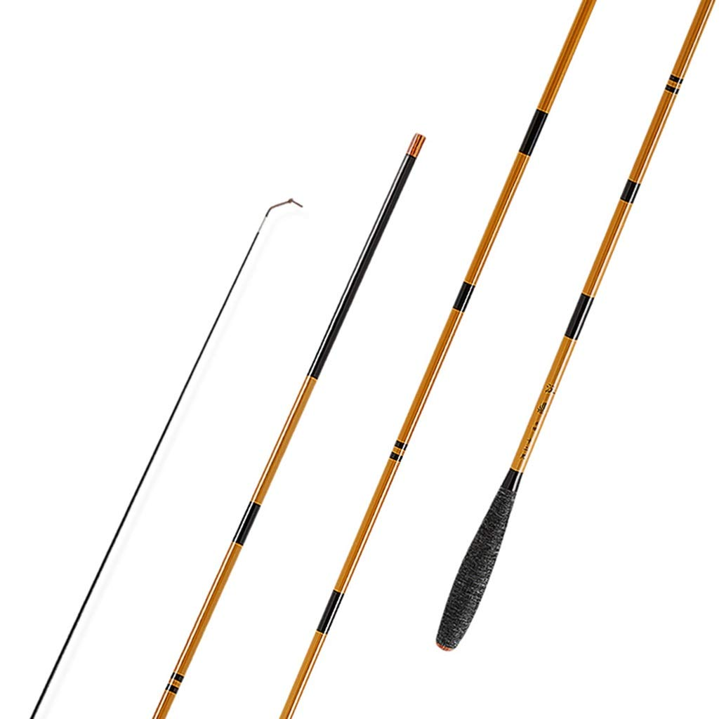 釣り竿 - 超軽量超極細37トーンカーボンリバーリバーリザーバー格納式釣り具(1つだけ) (サイズ さいず : 4.5m) 4.5m  B07Q2VJX8T