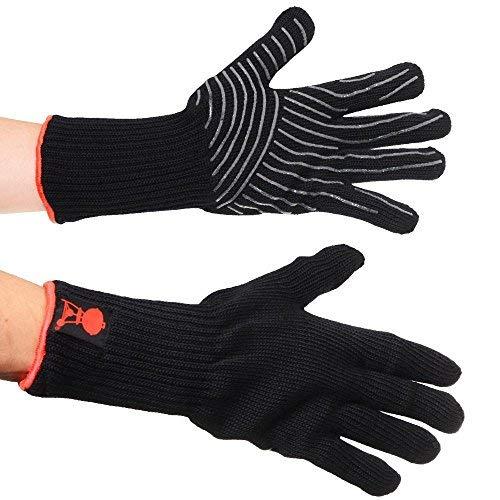 Weber 6670 Large/X-Large Premium Barbeque Glove Set by Weber (Image #4)