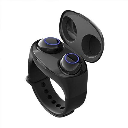 Auriculares inalámbricos y Smartwatch Combo, deporte para ...