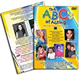 Childrens Acting Book - ABCs of Acting DVD - Kids Acting Tips - How To Start Acting