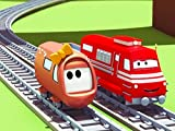 Troy in Train Town : The Little's Train accident / The Power Cut