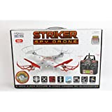 World Tech Toys Striker 2.4GHz 4.5CH RC Spy Drone
