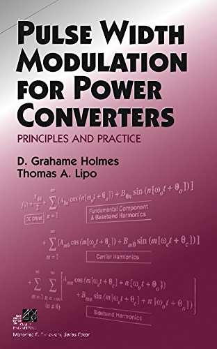 R.e.a.d Pulse Width Modulation for Power Converters: Principles and Practice [R.A.R]