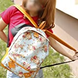 NEEWER® Girl Student Fashion Vintage Cute Flower Schoolbag Campus Bag Backpack (Blue), Bags Central