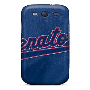 Fashion Protective Washington Nationals Case Cover For Galaxy S3