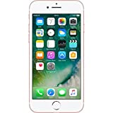 Smartphone Apple iPhone 7 32 GB, rosa dorado. Telcel pre-pago