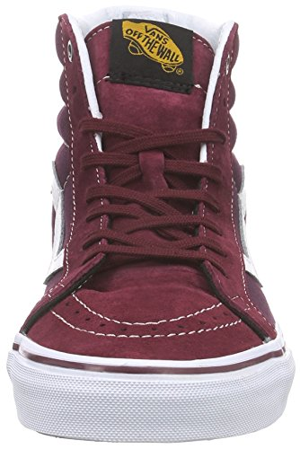 Sneakers Adulte surplus Rouge Vans Mixte hi port Hautes port Sk8 Royale fnXOHwxOg