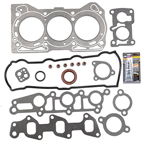 - SCITOO Compatible with Head Gasket Kit Fits 89-00 Chevrolet Metro Geo Metro 1.0L L3 SOHC 6v VIN Code 6