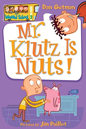 My Weird School Klutz Nuts product image