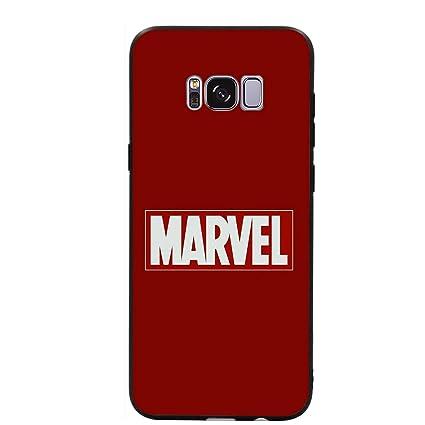 Amazon.com: Marvel Superheroes - Carcasa blanda para Samsung ...