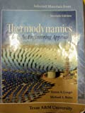 THERMODYNAMICS >CUSTOM<, Yunus A. Cengel, Michael A. Boles, 0077463846