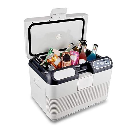 HHCC Mini congelador de sobremesa y Caja de refrigeración ...