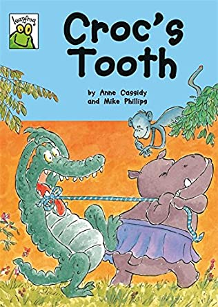 book cover of Croc\'s Tooth