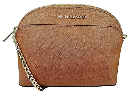 - Michael Kors Emmy Medium Leather Crossbody