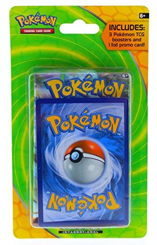 Pokemon TCG: 3 Booster Packs + 1 Random Foil | Value Pack Includes 3 Blister Packs of Random Cards & 1 Individually Packed Holofoil Promo (Blister Booster Box)