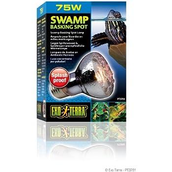 Amazon Com Zoo Med Aquatic Turtle Uvb Heat Lighting Kit