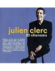 Julien Clerc - 20 Chansons