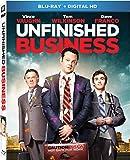 Unfinished Business Blu-ray