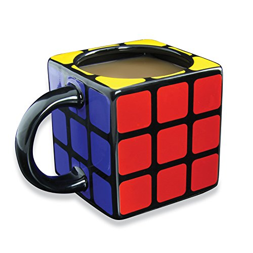 rubik coffee cup - 1