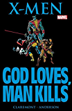 Marvel Graphic Novel #5: X-Men: God Loves, Man Kills