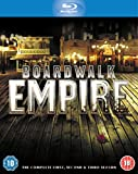 Boardwalk Empire: Seasons 1-3 [Blu-ray]
