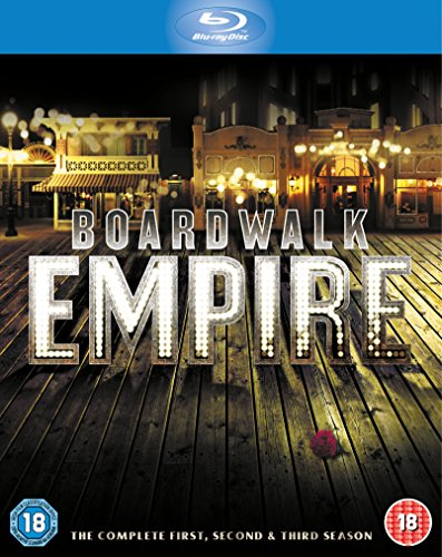 Boardwalk Empire: Seasons 1-3 [Blu-ray]