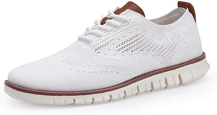 Zapatos Casuales para Hombres Pisos Transpirables de Moda ...