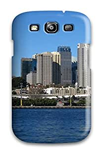 Perfect Fit DWVzuRG1359lsAFg Sydney City Case For Galaxy - S3