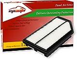 EPAuto GP042 (CA11042) Honda Extra Guard Rigid Panel Air Filter for Odyssey (2011-2017)