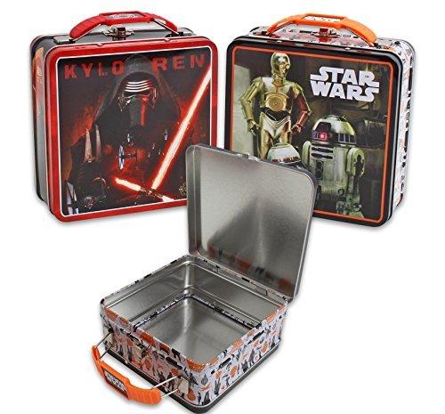 Star Wars Square Tin Tote - Style May Vary