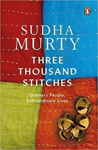 [By Sudha Murty ] Three Thousand Stitches: Ordinary People, Extraordinary Lives (Paperback)【2018】by Sudha Murty (Author) (Paperback)