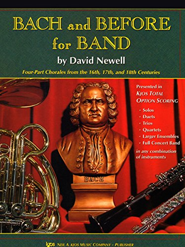 W34FL - Bach and Before for Band - Flute