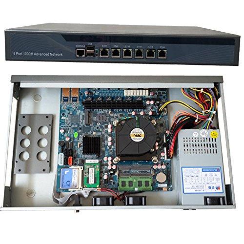 Intel Rack Bracket (Partaker R15 B85 One Set BYPASS 6 Intel 82574L Gigabit Ethernet Hardware)
