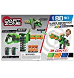 Dart Zone Super Commando Gatling Blaster ,18-round