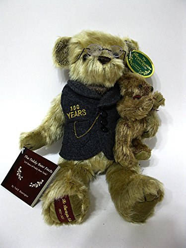 Bearington Collection Ted E. Bearington The Limited Edition Teddy Bear 100 Years