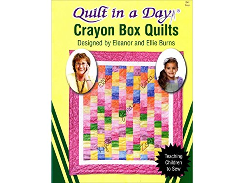 Quilt Crayon Ptrn Quilts Pattern
