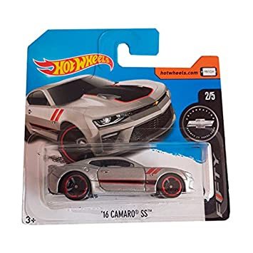 Hot Wheels 16 Camaro Ss Gris Camaro Fifty 2 5 Amazon Es Juguetes