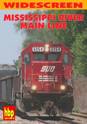 Canadian Pacific's Mississippi River Main Line [DVD] [2011] ()